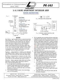 tektone pk 543 amplifier wiring diagram diy wiring diagrams \u2022 TekTone Wiring Diagram From Sf1510 lee dan tektone pk 543 pk543 pk543l discontinued rh leedan com tektone intercom manual nurse call