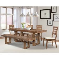 rustic dining room art. Waverly Wood Trestle Dining Table In Driftwood Humble Abode To New Kitchen Art Rustic Room