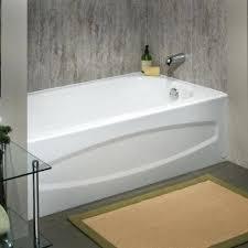 american standard cadet tubs enamel steel bath tub shown in white home improvement neighbor face