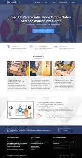 Professional Web Design Techniques Upmarket Modern It Professional Web Design For A Company