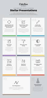 the one page guide to design stellar presentations creative one page stellar presentations post