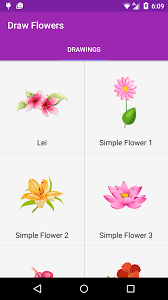 Small Picture Drawing Flowers Easy Instructions Android Apps on Google Play