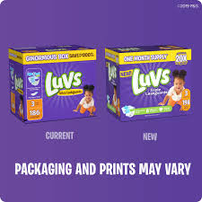 Size 4 Diapers Information Reviews Luvs Diapers