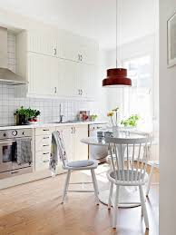 Small White Kitchen Tables Interesting Interior Designing Ideas For An Apartment
