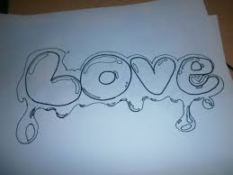 bubble love graffiti by drawing546 on deviantart