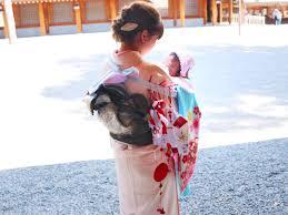 お宮参りの髪型おすすめ2018ママ用セルフで簡単綺麗長さ別