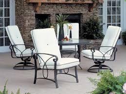cast aluminum furniture stylish patio