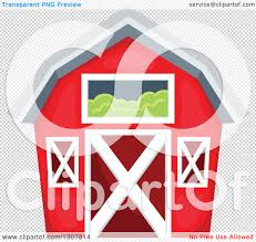 red barn clip art transparent. PNG File Has A Transparent Background. Red Barn Clip Art N