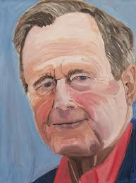 george h w bush latest news on george h w bush george h w bush george h w bush president of the united states 1989 1993 bush who started painting in 2012 three years after leaving office said reading an essay by