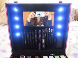 i am so glad to be having this makeup traincase full of makeup items with great quality i wish we have mikyajy here in the philippines as so we can