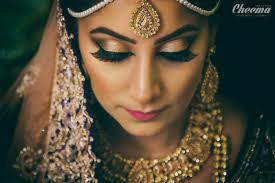 10 bridal makeup looks for stunning dusky brides