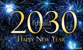 happy new year 2030. Modren 2030 Happy New Year 2030 For P