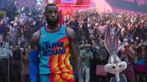 LeBron James ontmoet Bugs Bunny in ...