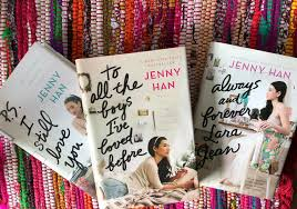 When she writes, she pours out her heart and soul and says all the things she would never say in real. Books For Fans Of To All The Boys I Ve Loved Before Librarian Style