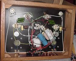 2a3 tube amplifier construction project elevated heater supply at Tube Amp Wiring