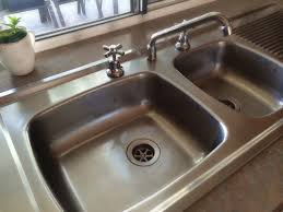 How To Clean Your Kitchen Sink Without Harsh Chemicals Cooking For