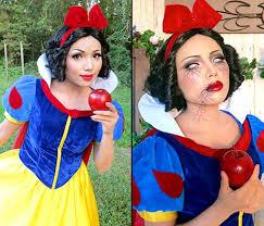 snow white makeup tutorial saubhaya makeup