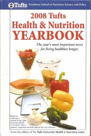 2008 tufts health nutrition yearbook
