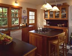 make sure you have enough room to work around the tiny kitchen island design