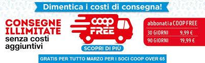 Coop Centro Italia introduce l'abbonamento per la spesa online - Vivo Umbria