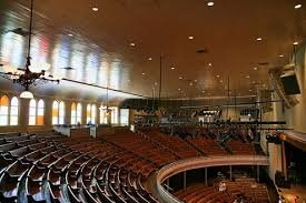 Ryman Seating Chart Balcony Ryman Auditorium View From Seats Skates On Haight
