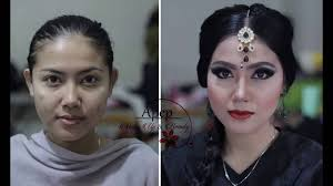 tutorial makeup hindi bridal makeup