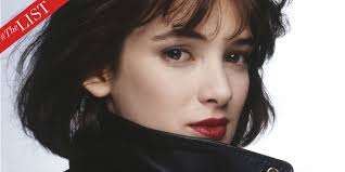 winona ryder best hair and makeup looks winona ryder old vine photos