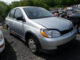 2001 Toyota Echo Quality Used OEM Replacement Parts :: East Coast ...