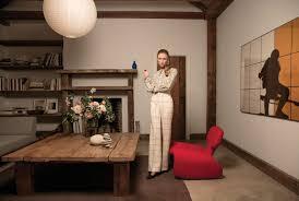 Diana Sieff Interior Design Wsj Magazine Rianne Van Rompaey Hungry Madeleine Joyce