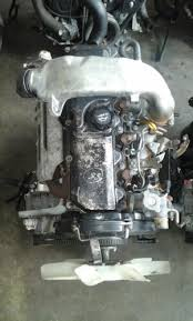 Toyota Hiace 3L 2.8TDi Engine for Sale