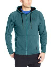 under armour zip. under armour men\u0027s sportstyle fleece full zip hoodie