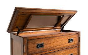 mission oak furniture. Mission Oak II Lift-Top Chest Furniture