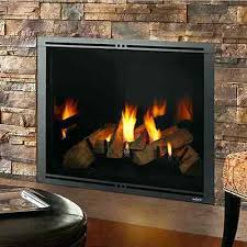 direct vent gas fireplace efficiency highest