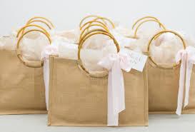 wedding welcome bags marigold grey