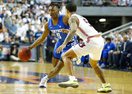 Kentucky Guard Immanuel Quickley ...
