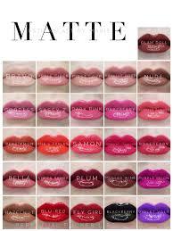 Matte Lipsense Colors For 2017 Lipsense Lipsense Lip