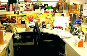 ideas to decorate office desk. Office Decoration Medium Size Desk Decor Cubicle Decorating Ideas Diy . Birthday Prank To Decorate