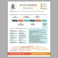Infographic Resume Design Custom Infographic Creative