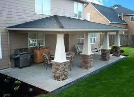 covered deck ideas. Delighful Deck Covered Porch Ideas Outdoor  Deck With Screened To Covered Deck Ideas