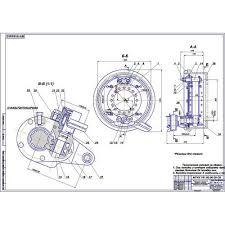 работа на тему Модернизированные тормозные механизмы КамАЗ  Дипломная работа на тему Модернизированные тормозные механизмы КамАЗ