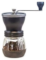 The hopper perfectly feeds coffee beans down into the 40 mm grinder for a consistent grind. Best Manual Coffee Grinders In 2021 Updated Coffee Or Bust
