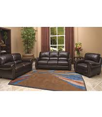 Living Room Sets Tuscany Piece Leather Set