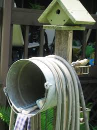 garden hose holder freestanding