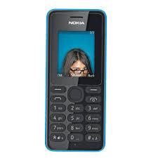 Nokia 108 Dual SIM kék mobiltelefon ...