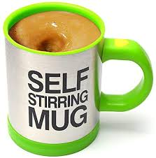 Huge selection & great prices. Amazon Com Coolsky Self Stirring Coffee Mug Cup Electric Stainless Steel Automatic Self Mixing Cup And Mug Perfect For Mixing Coffee Milk And Juice Drink Idea For Men Women Kids