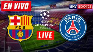 FCB vs PSG En Vivo online Paris Saint-Germain VS Barcelona Live Stream –  Barcelona vs PSG The UEFA Champions League – US NETWORK