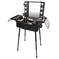 shany studio to go makeup case with lights