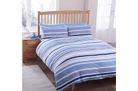 geo stripe blue