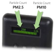 Dylos Dc1100 Pro Air Quality Chart Dylos Monitor What Is It Actually Measuring Pm2 5 Pm10 Or