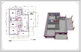 autocad 2d house plan pdf new 20 beautiful autocad floor plan tutorial pdf